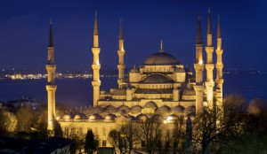 istanbul moskee