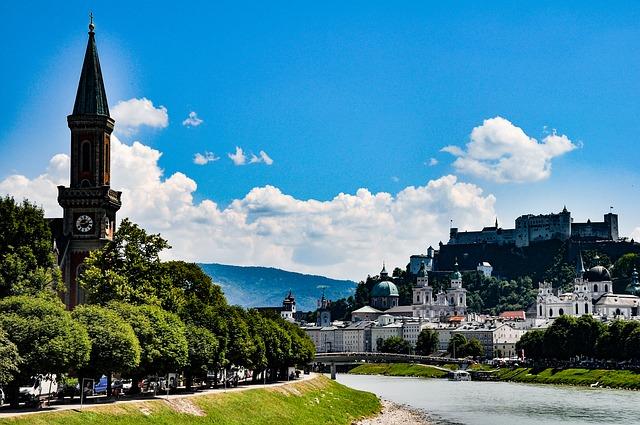 Salzburg citytrip